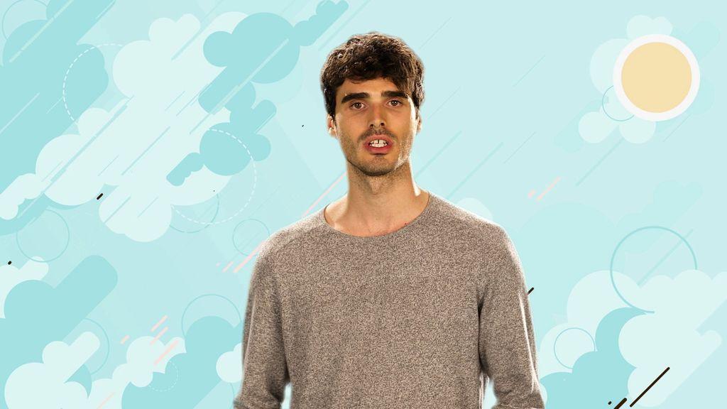 Francesco busca a una chica natural y con personalidad, ¿eres tú?