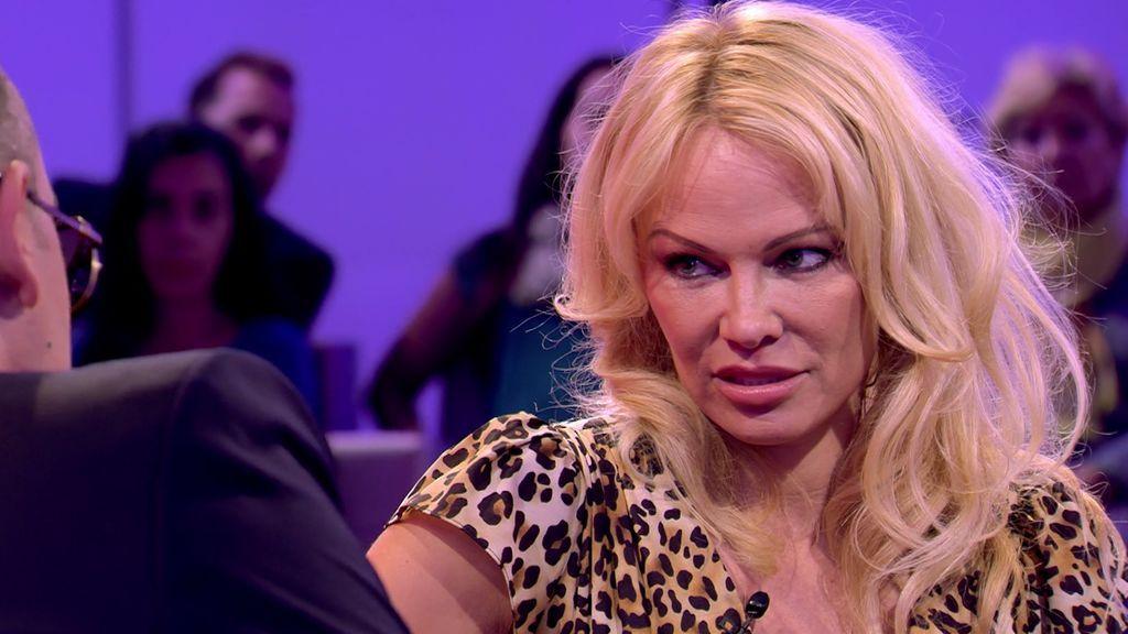 Charla íntegra con Pamela Anderson