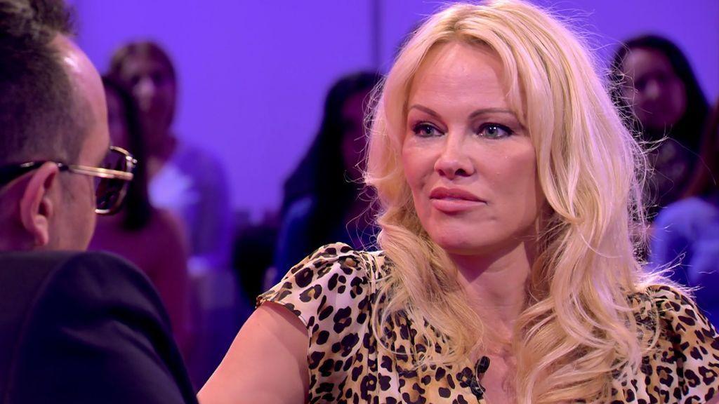 """La pregunta a la que Pamela no quiere responder: """"No es muy femenino hablar de eso"""""""