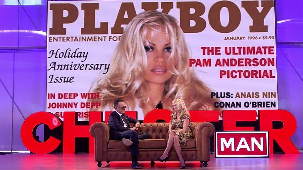 """Pamela Anderson, la mujer que más portadas de 'Playboy' ha protagonizado: """"No es un gran logro"""""""