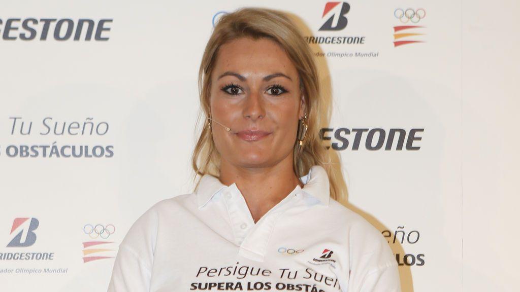 La española Lydia Valentín consigue un triple Oro mundial en California