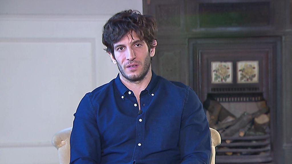 """Quim Gutiérrez (José Espada): """"Me ha resultado muy fácil conectar con el sentimiento de paternidad de José"""""""