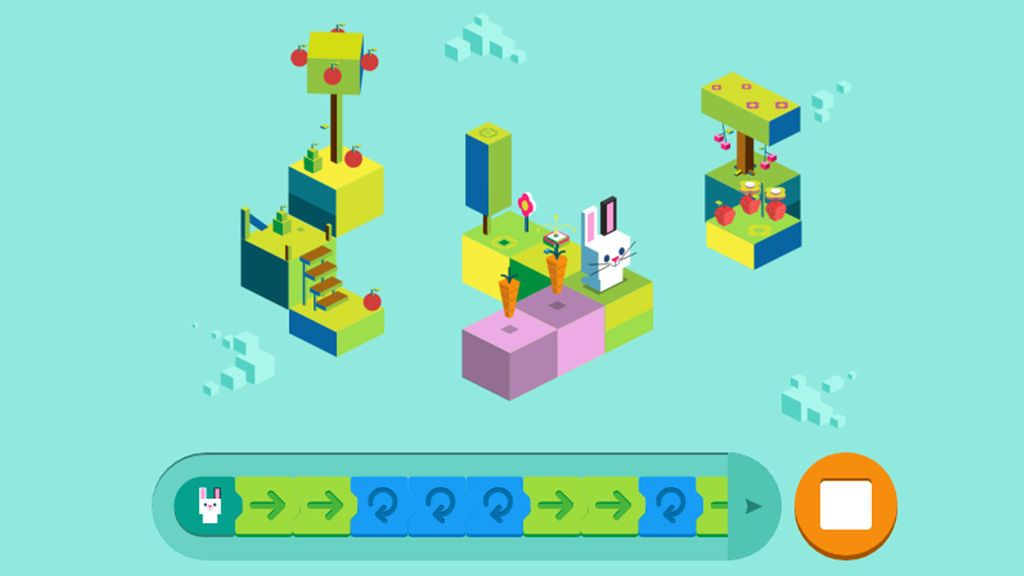 Doodle de Google: Celebra los 50 años del lenguaje de programación para niños