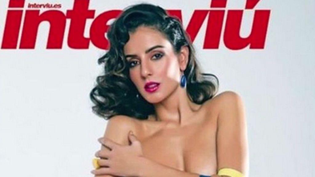Petra 'GH Revolution' comparte en redes su desnudo más salvaje