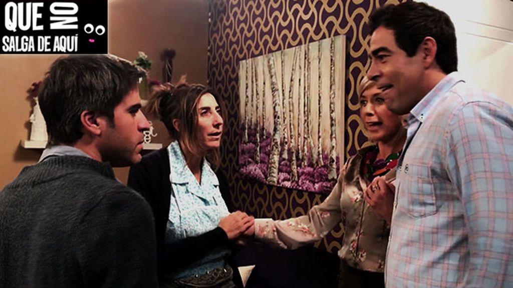 'La que se avecina' en la undécima temporada: así es el rodaje con los 'Cuquis', la Chusa y Teodoro