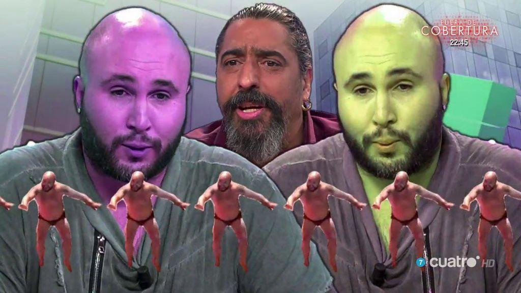 Tontimer Weber junta los gritos de El Cigala y Kiko Rivera en el 'remix' del año
