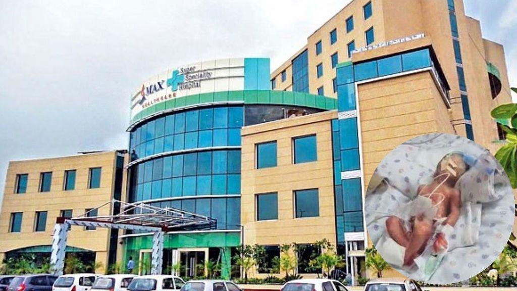 Descubren que está vivo un recién nacido declarado muerto por error en un hospital de India