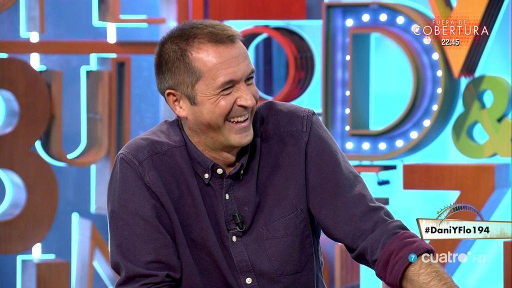 """""""Para eso está Camacho"""", la respuesta de Carreño que ha hecho partirse de risa a Flo 😂"""