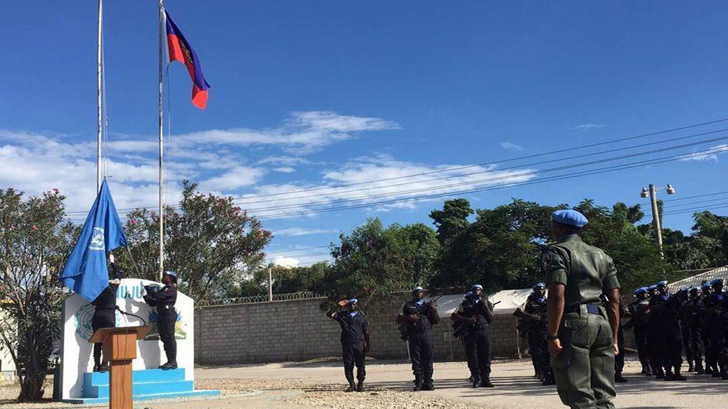 Investigan la muerte de un guardia civil en misión en Haití