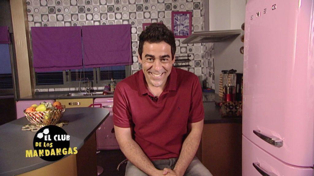 El club de los mandangas: Amador Rivas (04/12/17), completo HD