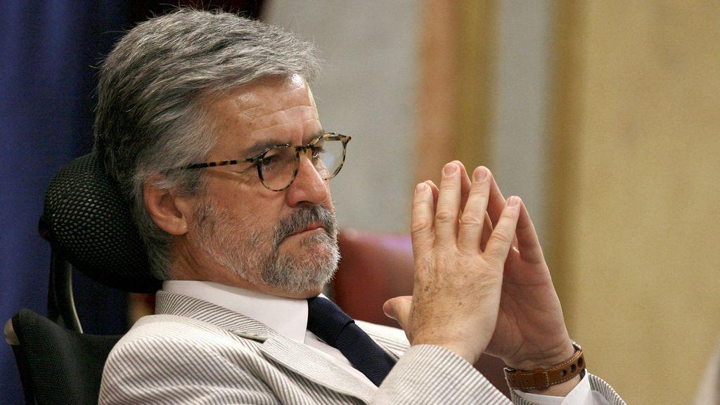 El socialista Manuel Marín, expresidente del Congreso y europeísta convencido (4 de diciembre)