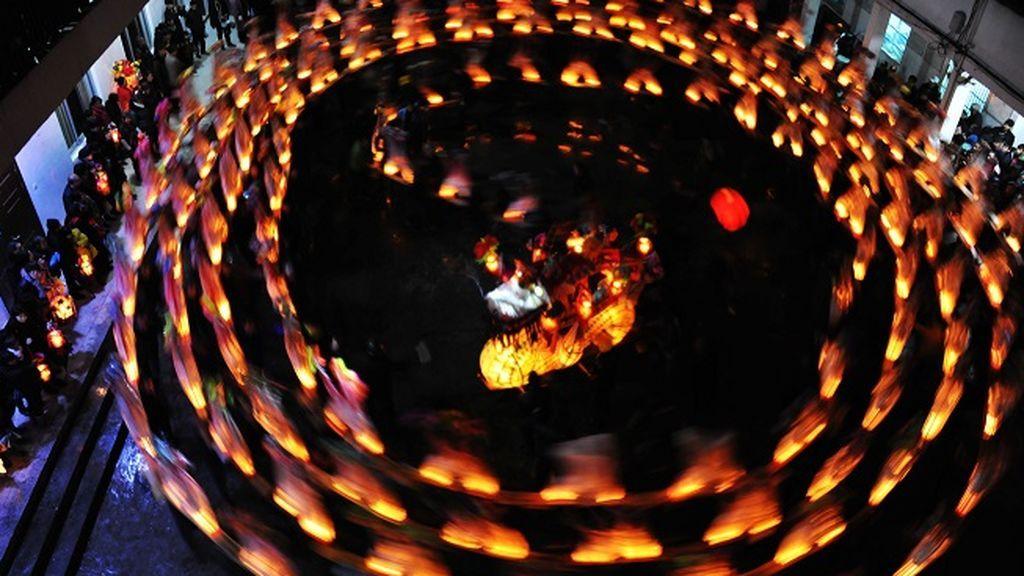 Muere una niña de 7 años al imitar el baile entre un círculo de llamas de una serie de televisión