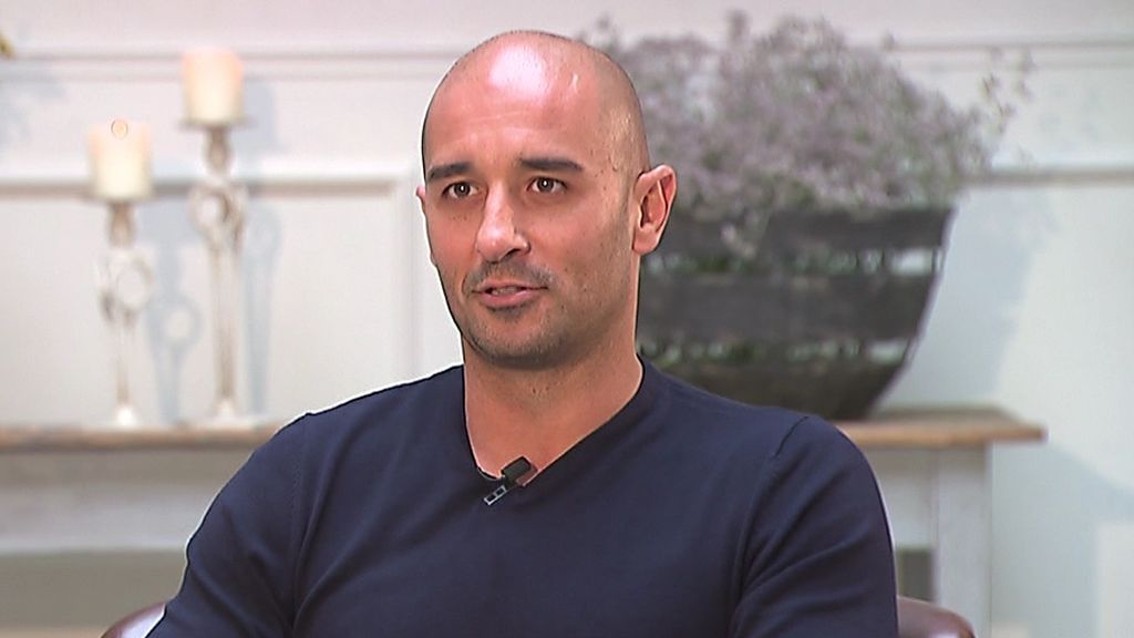 """Alain Hernández (Juan Espada): """"Juan tiene ciertos celos de su hermano José"""""""