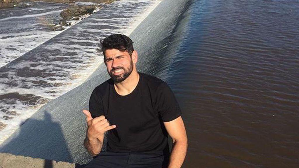 El increíble cambio físico de Diego Costa tras 3 meses con el Atlético de Madrid
