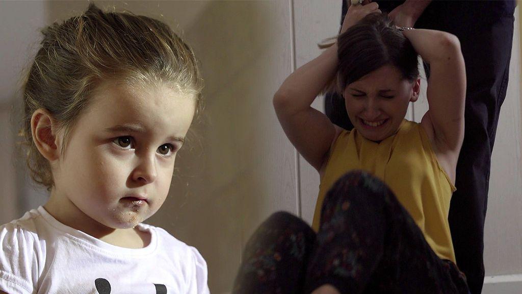 """Madre e hija recuerdan el momento más duro del maltrato: """"Ella fue mi motor para salir"""""""