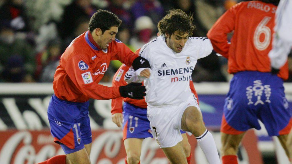 El Real Madrid jugará ante el Numancia y el Barça se medirá al Celta en la Copa del Rey