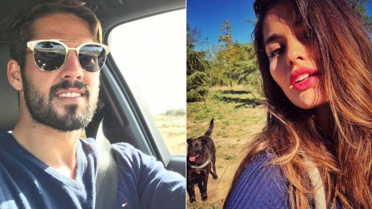 Sara Sálamo e Isco Alarcón publican su primera foto juntos... ¡y a la vez!