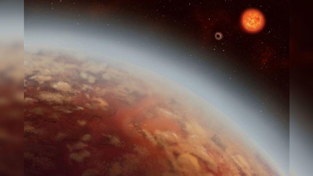 Hallan dos 'Super-Tierras' a 111 años luz de las cuales una podría albergar vida