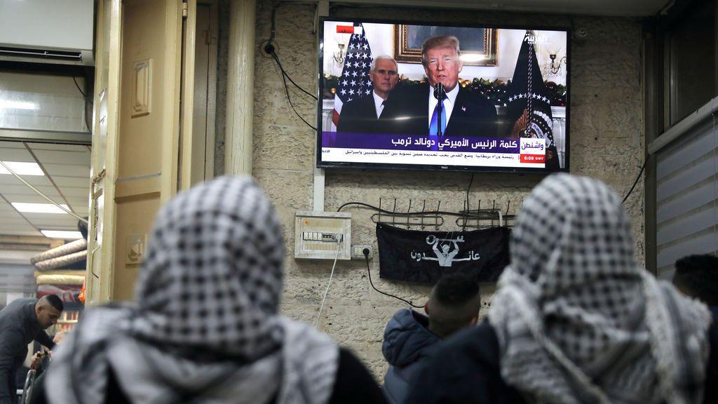 El anuncio de Trump sobre Jerusalén recibe la condena unánime del mundo árabe y musulmán