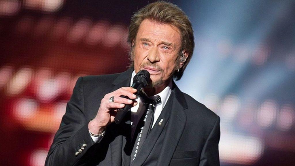 """Johnny Hallyday, el cantante que """"conquistó a los franceses con su generosidad"""" (6 de diciembre)"""