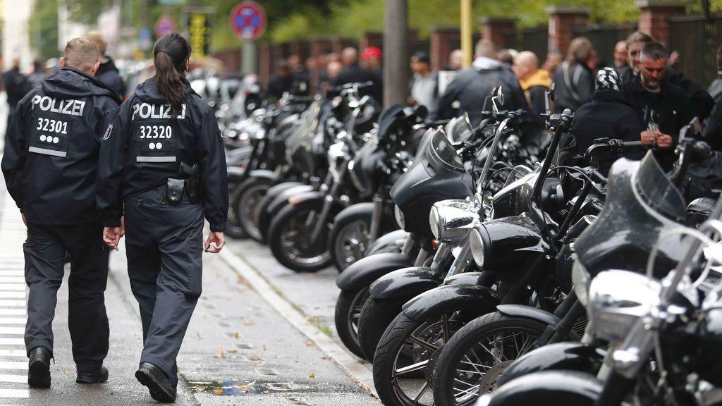 La Policía de Berlín prohíbe a sus agentes hablar otro idioma que no sea el alemán
