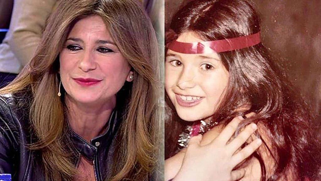 Gema López confiesa que su hija es clavadita a ella