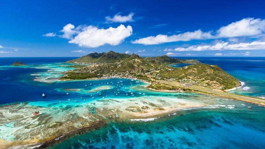 Puedes comprar una increíble isla en el Caribe por 600… ¡bitcoins!