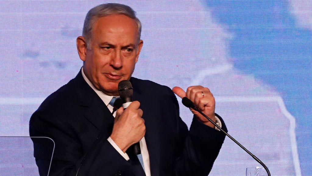 """Netanyahu celebra el """"día histórico"""" y reivindica Jerusalén como """"capital del pueblo judío"""""""