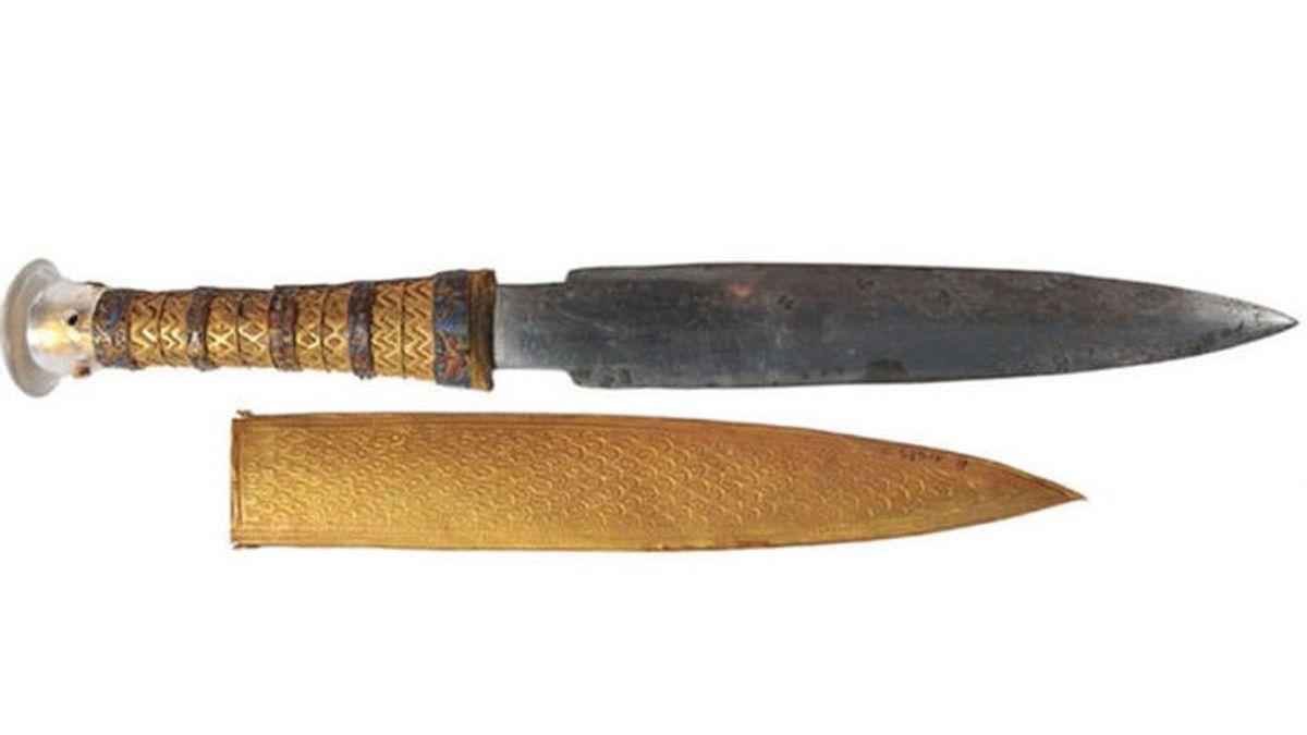 El material de muchos objetos de la Edad del Bronce era de origen extraterrestre