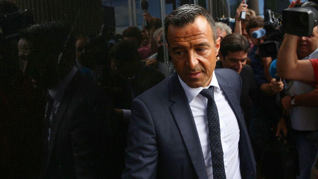 Jorge Mendes asegura no tener nada que ver con el presunto fraude fiscal de Cristiano