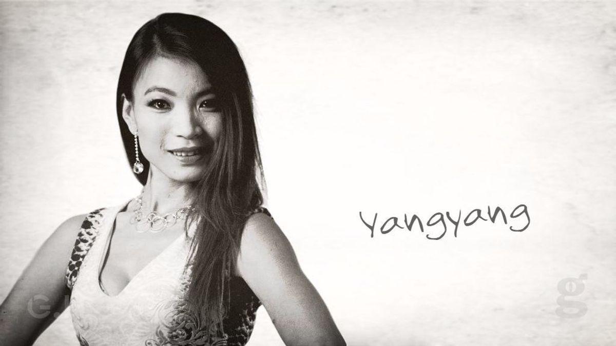 Yangyang: Inagotable e insubordinada