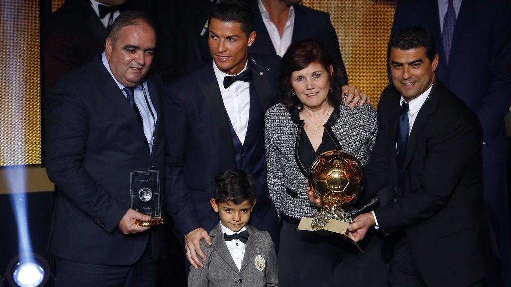 La pista definitiva que deja claro que Cristiano Ronaldo ganará hoy el Balón de Oro