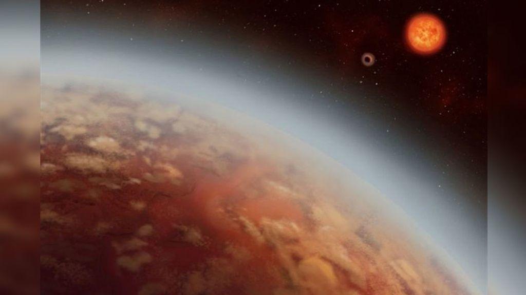 Hallan dos 'Súper-Tierras' a 111 años luz de las cuales una podría albergar vida