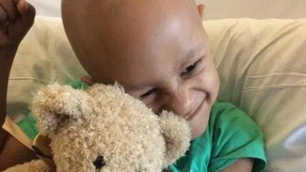 Jason Takor es, con tan sólo 5 años, el superviviente más joven del mundo del cáncer testicular