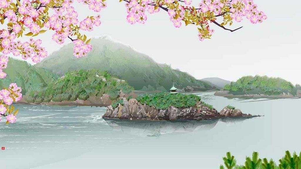 Un artista japonés crea sus cuadros con Excel