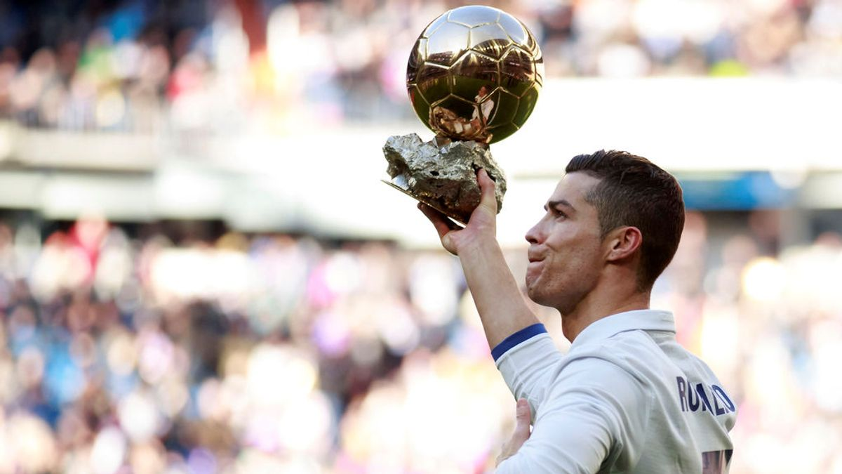 El descuido de Georgina que 'confirma' el quinto Balón de Oro de Cristiano Ronaldo