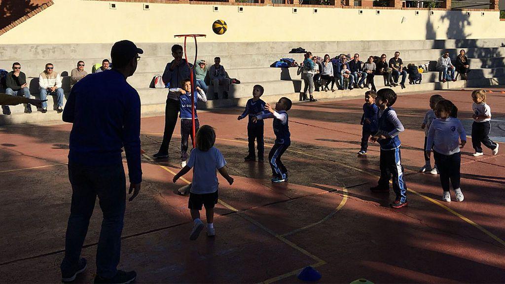 Málaga estudia permitir a los niños del 'Lex Flavia' hacer deporte a primera hora de la tarde pese a la prohibición por el ruido