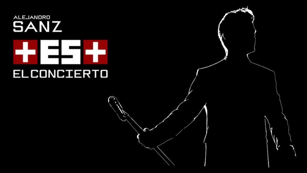 Sale a la venta el CD+DVD de  'Más es más', el concierto único, espectacular e irrepetible de Alejandro Sanz