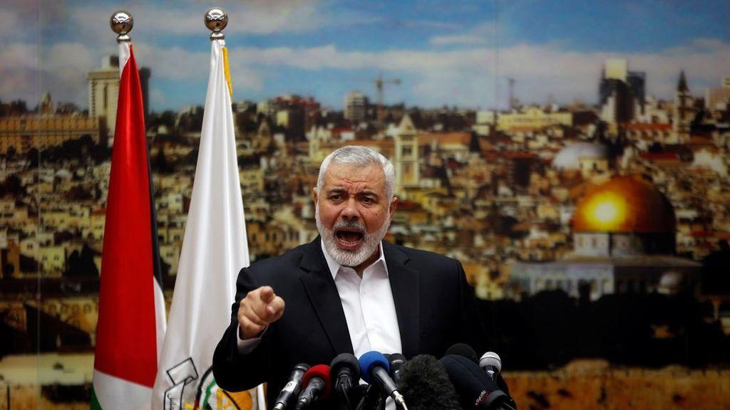 Hamás llama a una nueva 'intifada' contra Israel tras la decisión de Trump