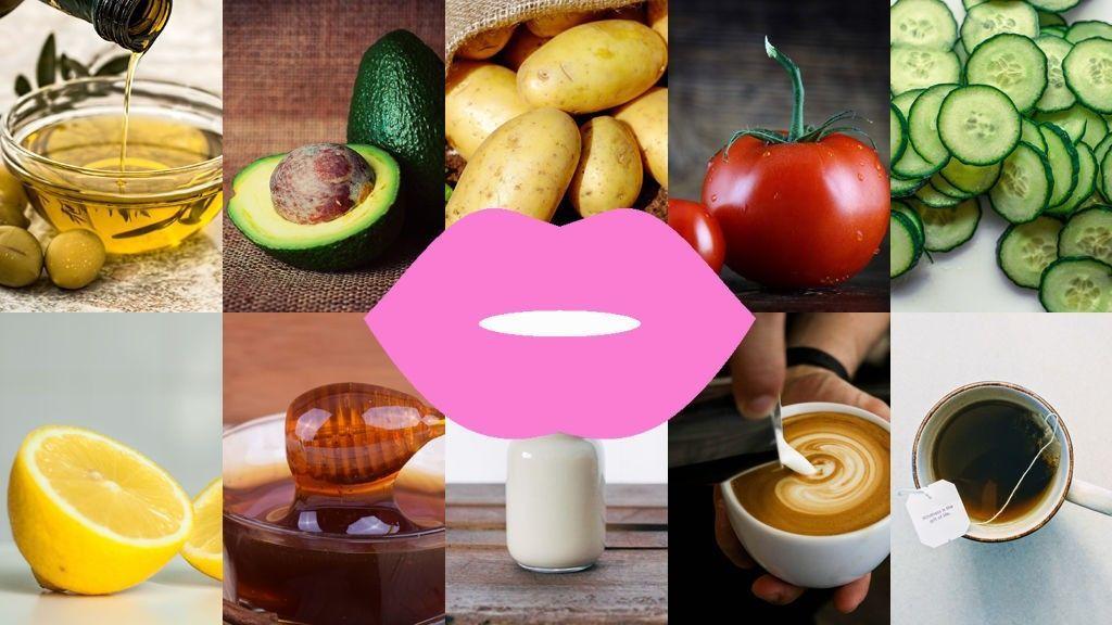 ¿Labios agrietados por el frío y sin cacao? 10 remedios naturales que puedes pedir en un restaurante