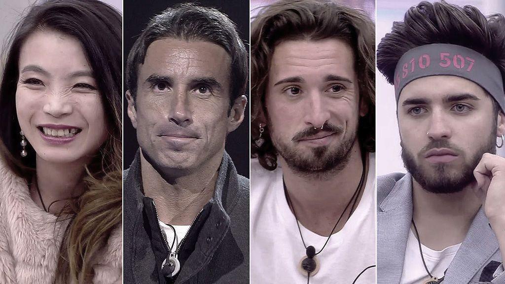 ¡Llama y vota! ¿Qué finalista quieres que gane 'Gran Hermano Revolution'?