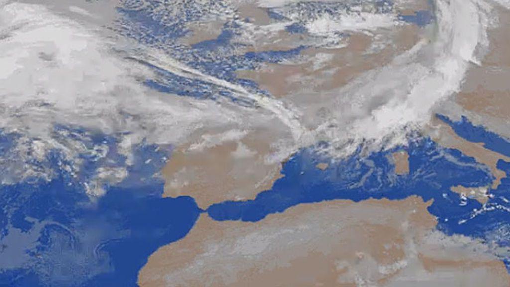 Aviso especial por la borrasca Ana: Ciclogénesis explosiva desde el domingo
