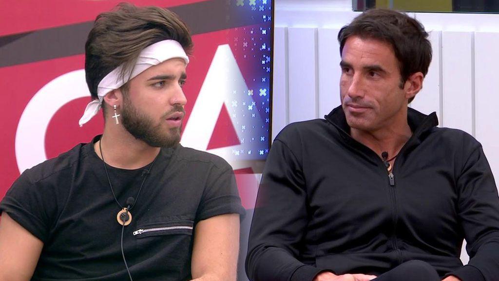 Sábado 9 de diciembre: Rubén recula con Hugo y consigue que se emocione