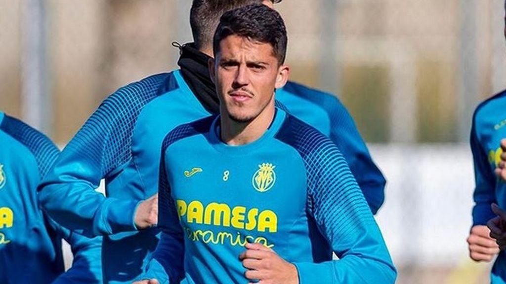 Fornals se desploma en el pleno entrenamiento del Villarreal