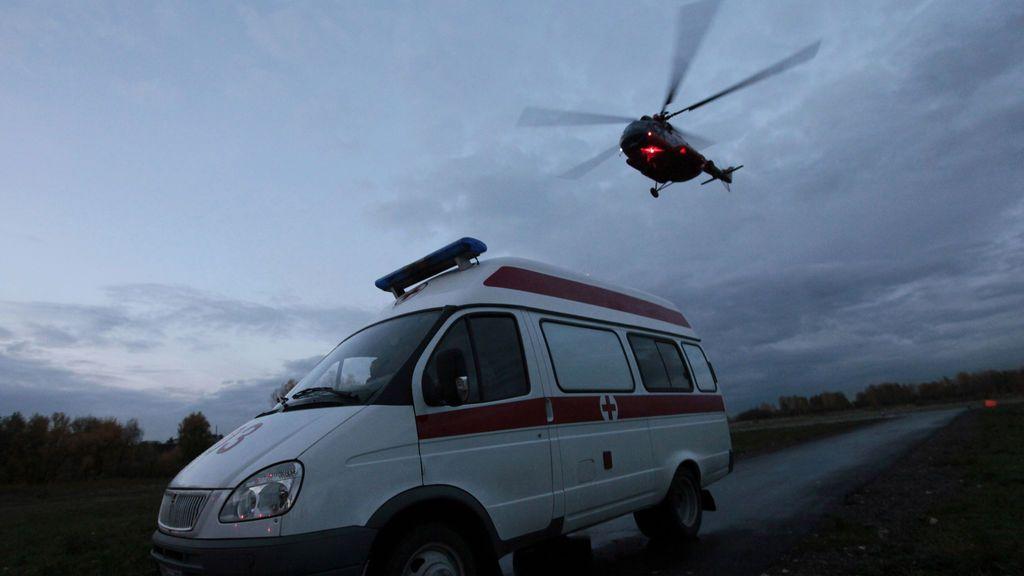 Al menos nueve muertos por el choque entre un minibús y un camión en Yakutia, Rusia