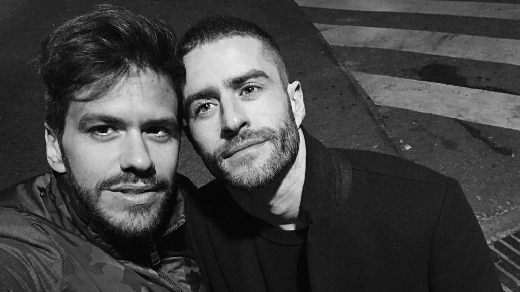 Director ejecutivo, argentino y olvidadizo: Andy MC Dougal, el nuevo amor de Pelayo