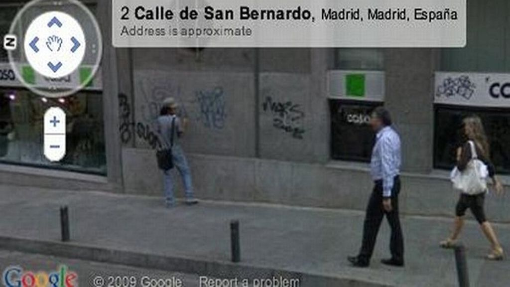 Google Maps capta 10 delitos con el 'Street View'