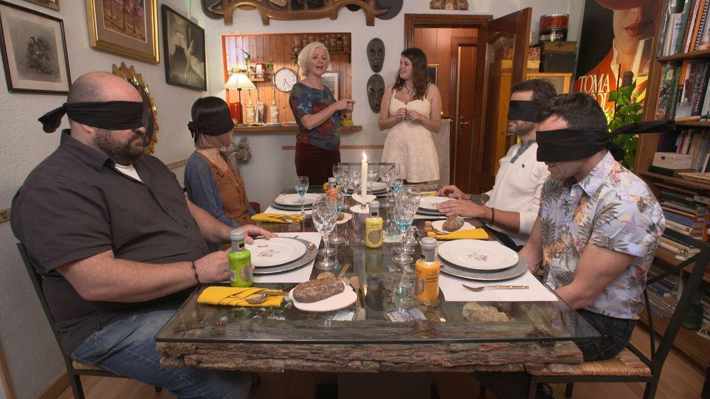 'Ven a cenar conmigo' arranca una semana con un nivel máximo de competitividad