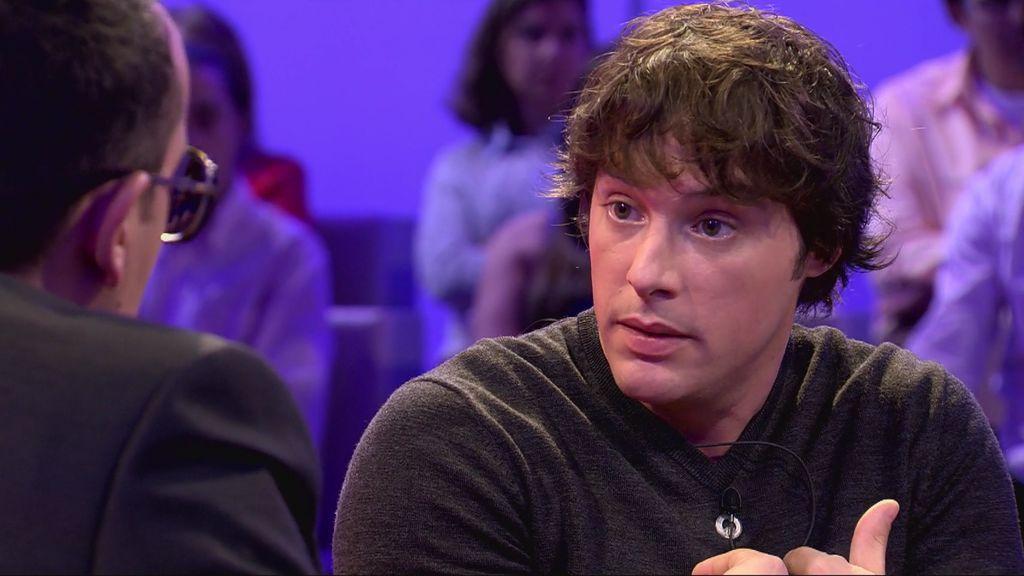 Jordi Cruz zanja la polémica de los becarios y aclara quién vive en el palacete de tres millones que compró