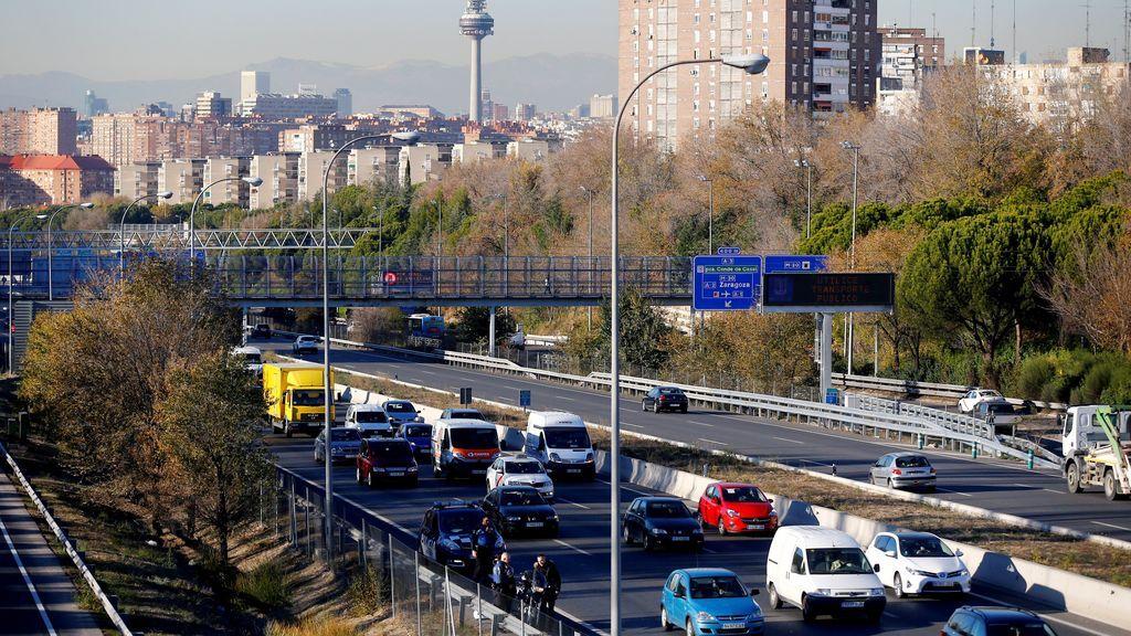 Protección Civil pide extremar la precaución en las carreteras por la borrasca Ana